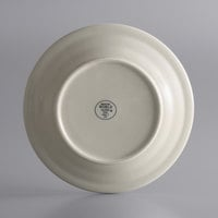 World Tableware PWC-7 Princess White 7 1/8 inch Ultima Cream White Round Rolled Edge Stoneware Plate - 36/Case