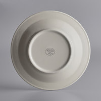 World Tableware PWC-40 Princess White 22 oz. Ultima Cream White Rolled Edge Stoneware Pasta Bowl - 12/Case