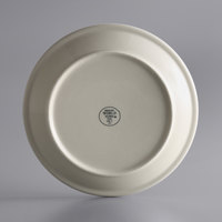 World Tableware NR-7 Kingsmen White 7 1/4 inch Ultima Cream White Narrow Rim Round Stoneware Plate - 36/Case