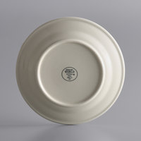 World Tableware PWC-31 Princess White 6 1/4 inch Ultima Cream White Round Rolled Edge Stoneware Plate - 36/Case