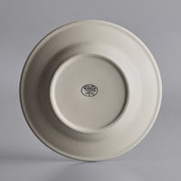 World Tableware PWC-39 Princess White 20 oz. Ultima Cream White Rolled Edge Stoneware Pasta Bowl - 12/Case