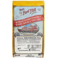 Bob's Red Mill 25 lb. Organic Whole Grain Buckwheat Flour