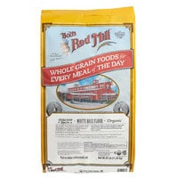 Bob's Red Mill 25 lb. Gluten Free Organic White Rice Flour