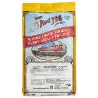 Bob's Red Mill 25 lb. Organic Dark Rye Flour