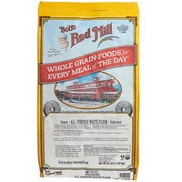 Bob's Red Mill 25 lb. Organic Unbleached All-Purpose Flour