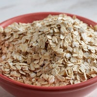 Bob's Red Mill 25 lb. Organic Gluten Free Whole Grain Rolled Oats