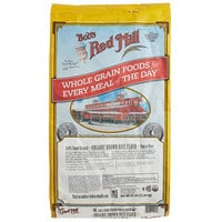 Bob's Red Mill 25 lb. Gluten Free Organic Brown Rice Flour