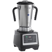 Avamix BX1GRGT 3 3/4 hp 1 Gallon Stainless Steel High Volume Commercial Food Blender with Timer - 120V