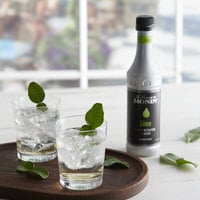 Monin 375 mL Lime Concentrated Flavor