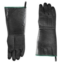 SafeMitt 17 inch Heavy Duty Heat Resistant Neoprene Gloves