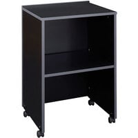 Oklahoma Sound 112-BK Black Finish Host Stand Base