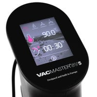 ARY VacMaster SV5 Sous Vide Immersion Circulator - 120V, 1300W
