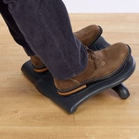 Kensington K56152US SoleSaver Adjustable Gray Footrest