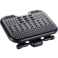 Kensington K56155US SoleMassage Exercising / Adjustable Black Footrest