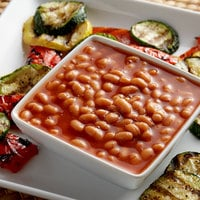 Furmano's #10 Can Extra Fancy Vegetarian Baked Beans in Sauce - 6/Case
