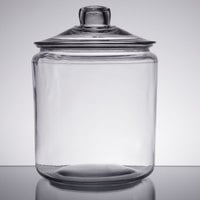 Anchor Hocking 69349AHG17 1 Gallon Jar with Glass Lid