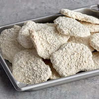 AdvancePierre 2.7 oz. UltraCrispy Country Fried Steak - 59/Case