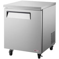Turbo Air EUR-28-N6 E-line 28 inch Undercounter Refrigerator