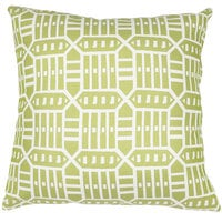 Astella TP24-FA51 Pacifica Roland Green Lounge Throw Pillow