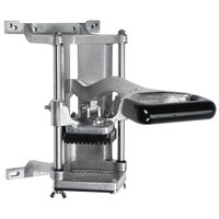 Global Solutions GS4450-B Heavy-Duty 3/8 inch Wall Mounted French Fry Cutter