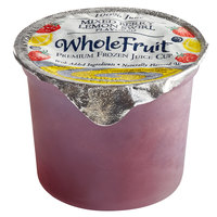 Whole Fruit 4 oz. Frozen Mixed Berry & Lemon Swirl Cup - 96/Case