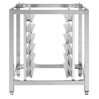 Axis AX-C6ST 6 Pan Combi Oven Stand with Open Sides