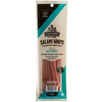 Piller's Black Kassel 3.5 oz. Old Forest Salami Whips - 16/Case