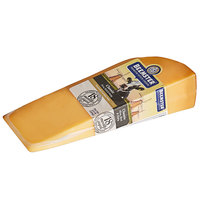 Beemster Premium Dutch 5.3 oz. 18-Month Aged Classic Gouda Cheese Wedge - 12/Case