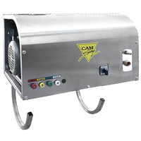 Cam Spray 1500WM/SS3 Deluxe Wall Mount Cold Water Pressure Washer - 1500 PSI; 3.0 GPM