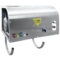 Cam Spray 3000WM/SS-208V Deluxe Wall Mount Cold Water Pressure Washer - 3000 PSI; 4.0 GPM