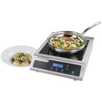 Waring WIH400B Commercial Induction Range - 208/240V, 2850W