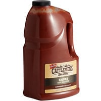 Cattlemen's 1 Gallon Smoky Base Barbecue Sauce   - 4/Case