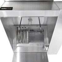 Halifax BRPHO648 Type 1 6' x 48 inch Commercial Kitchen Hood with BRP Makeup Air (Hood Only)