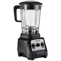 Hamilton Beach / Proctor Silex 55000 Commercial High Performance 2 3/8 hp Blender with Two 64 oz. BPA-Free Polycarbonate Containers