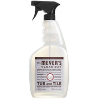 Mrs. Meyer's Clean Day 663009 33 oz. Lavender Tub and Tile Cleaner - 6/Case