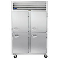 Traulsen G22002-032 52 inch G Series Half Door Reach-In Freezer with Right / Right Hinged Doors