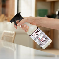 Mrs. Meyer's Clean Day 323568 16 oz. Lavender All Purpose Multi-Surface Cleaner - 6/Case
