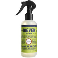 Mrs. Meyer's Clean Day 670764 8 oz. Lemon Verbena Air Freshener Deodorizer Spray   - 6/Case