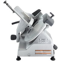 Hobart EDGE12-11 12 inch Manual Meat Slicer - 1/2 hp