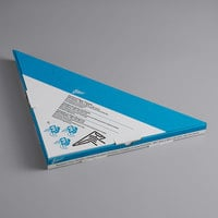 Ateco 454 18 inch Disposable Parchment Triangle / Pastry Bag - 500/Box