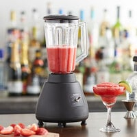 Galaxy GB440 1/2 hp Commercial Bar Blender with Toggle Controls and 44 oz. Polycarbonate Container