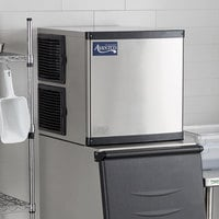 Avantco Ice MC-420-22-HA 22 inch Air Cooled Modular Half Cube Ice Machine - 420 lb.