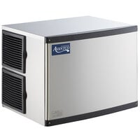 "Avantco Ice MC-500-30-HA 30"" Air Cooled Modular Half Cube Ice Machine - 500 lb."