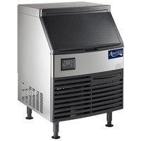 "Avantco Ice UC-160-HA 26"" Air Cooled Undercounter Half Cube Ice Machine - 160 lb."