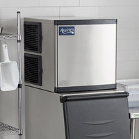 Avantco Ice MC-350-22-HA 22 inch Air Cooled Modular Half Cube Ice Machine - 350 lb.