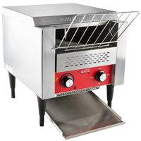 Máy nướng bánh mỳ Avantco T140 với mở cửa 3 inch - 120V