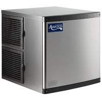 Avantco Ice MC-420-22-FA 22 inch Air Cooled Modular Full Cube Ice Machine - 399 lb.
