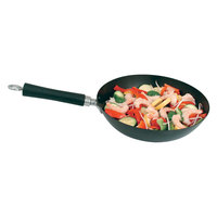 11 inch Flat Bottom Non-Stick Carbon Steel Wok
