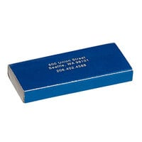 20-Count Customizable Toothpick Box   - 2000/Case