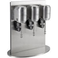 Avamix ADM3 Freestanding Triple Spindle Drink Mixer / Milkshake Machine - 120V, 1200W
